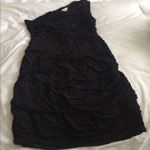 H&M One Shoulder Dress