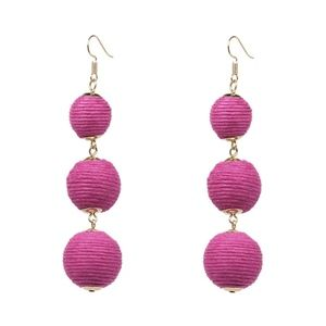 Coming Soon!! Purple Bon Bon Earrings