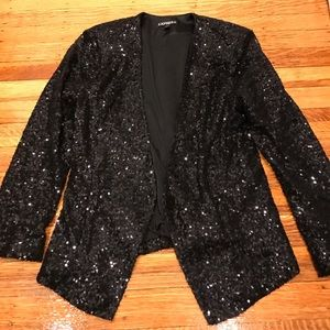 Express Sequin Jacket