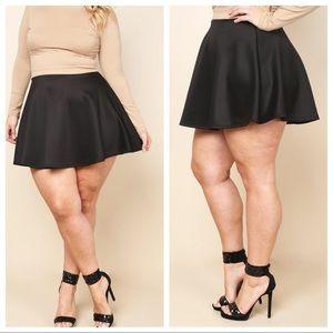 Dresses & Skirts - Plus size skater skirt. New