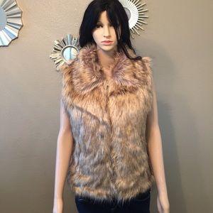 Inc Concept fur vest