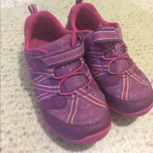 Other - Pink/Purple size 10 girls sneakers