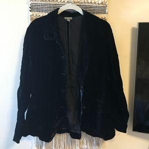 J jill black dress 4t
