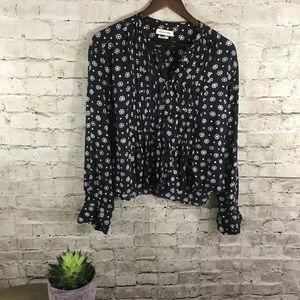 Isabel Marrant button down blouse