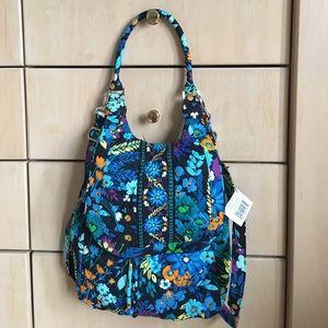 Vera Bradley backpack tote