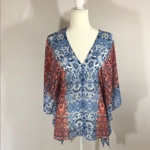Tura by Vince Camuto S/M tunic
