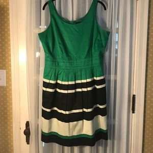 The Limited Striped Dress (has pockets)