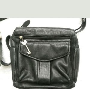 Fossil Crossbody Leather Handbag