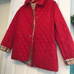 Burberry London quilted jacket