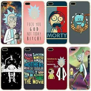 Other - Rick and Morty IPhone Cases