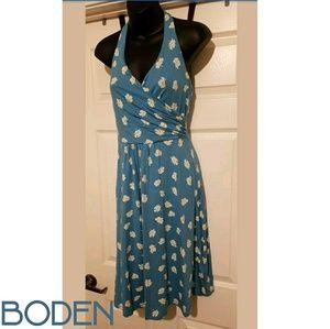 Boden Halter Dress