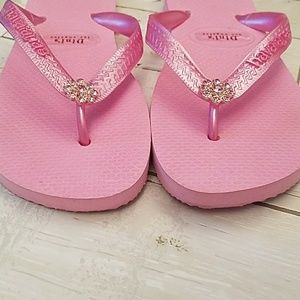 dee04a3cec8e Havaianas Shoes - Dini s Los Angeles Havaianas Pink Jewel Flip Flop