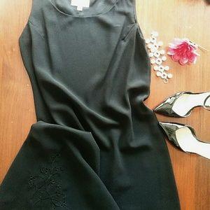Black 2 piece dress and jacket
