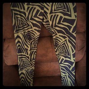 Slightly used LulaRoe Leggings