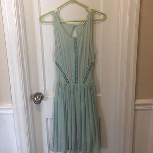 Light Blue Altar'd State Dress