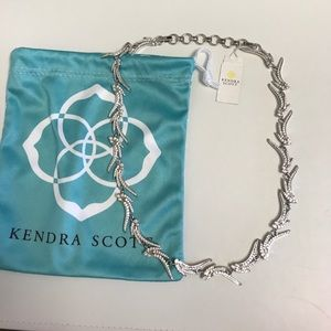 Kendra Scott Cleo Collar NWT