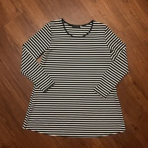 🖤STRIPED TUNIC🖤