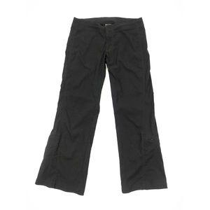 Athleta Black Downward Dipper Pants Size Petite 6
