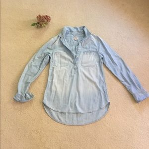 Merona chambray shirt