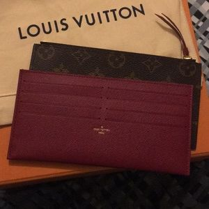 Authentic NEW Louis Vuitton card holder
