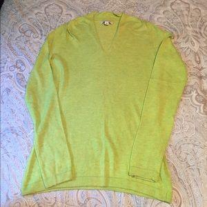 Banana Republic v-Neck sweater, small