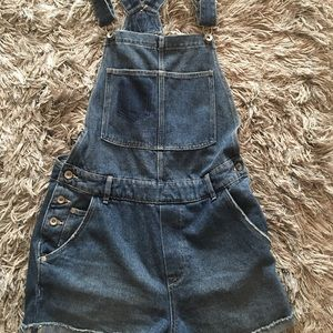 HM overalls- Size 8