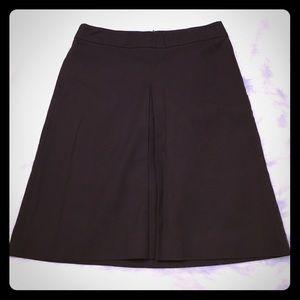 Banana republic pleat skirt size 4