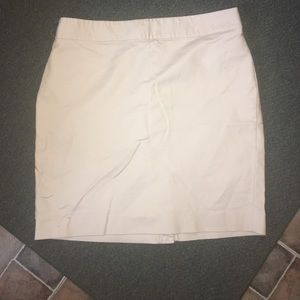 Banana republic pencil skirt size 14