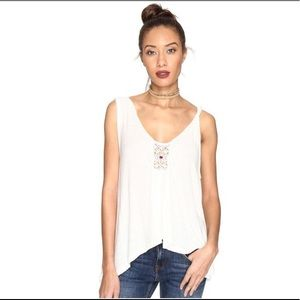 Free People New Vibes Tank