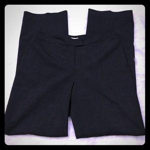 Calvin Klein deep gray trousers size 8
