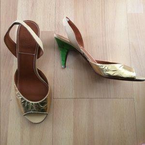 New Lanvin shoes