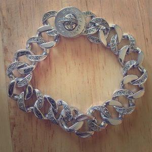Marc by Marc Jacobs bracelet. Silver