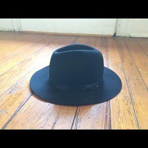 H&M Black Panama Hat