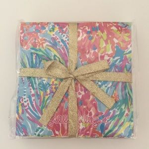 [Lilly Pulitzer] Cocktail Napkins