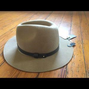H&M Tan Panama Hat