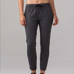 NWT - Lululemon relaxed fit pant - size 4