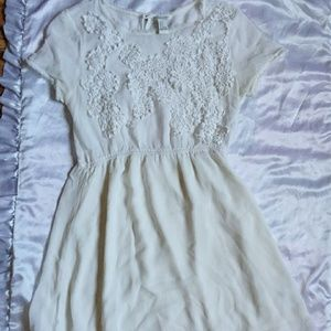 Vintage style lacey dress