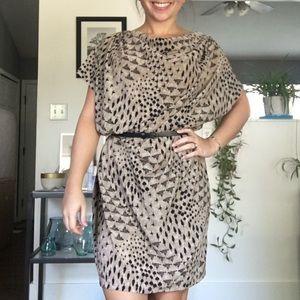 Indian Print Dress K