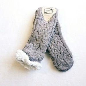 Knee High Non-Slip Cozy Socks