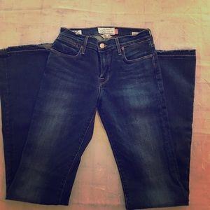 Lucky Brand Charlotte Kick Flare Jeans