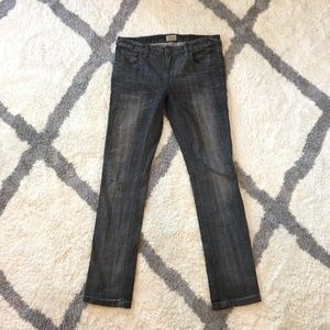 Free People Charcoal Jeans 30