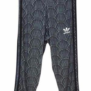 Adidas Originals Athletic Leggings