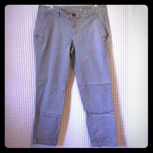 Old navy ankle pant/Capri size 6