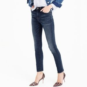 J. Crew Lookout High-Rise Skinny