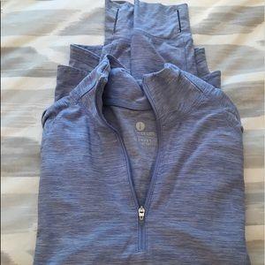 Old Navy Active half zip shirt
