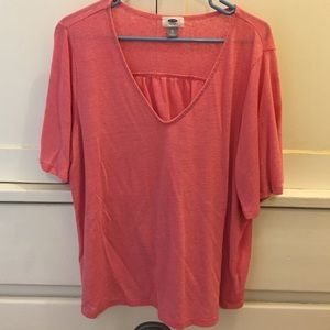 💸⭐️❤️Old Navy Mixed Material T XL💸⭐️❤️
