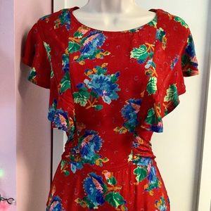 Vintage Alley Cat by Betsey Johnson Dress