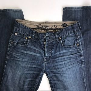 Stitch's Barfly Jeans Mens 30