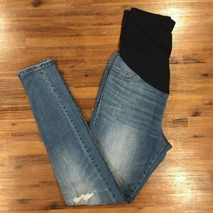 Maternity Jeans- Liz Lange