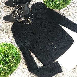 🐘Free People knitted sweater size S